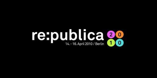 republica2010 Tag 3 der re:publica, gewohnt kurz