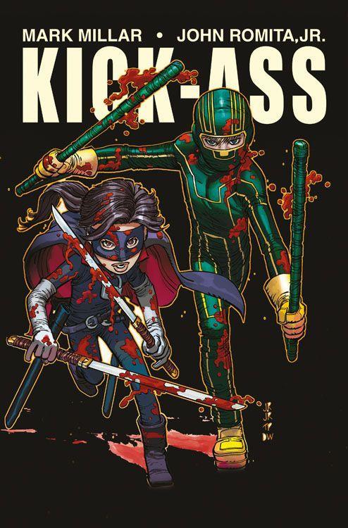 Comicreview: Kick-Ass Gesamtausgabe