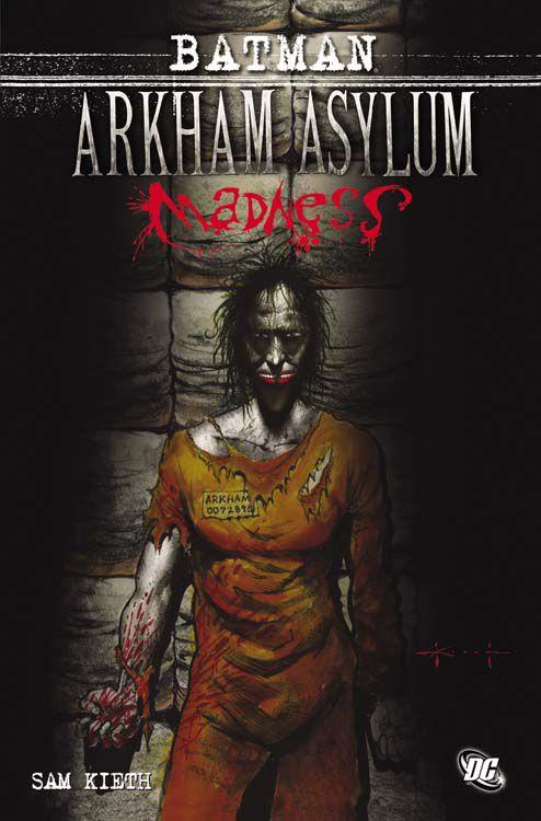 Comicreview: Arkham Asylum – Madness