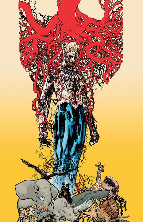 animal man comic cover 1 DC Reboot: Die ersten Cover zu bekannten Serien – Teil 3