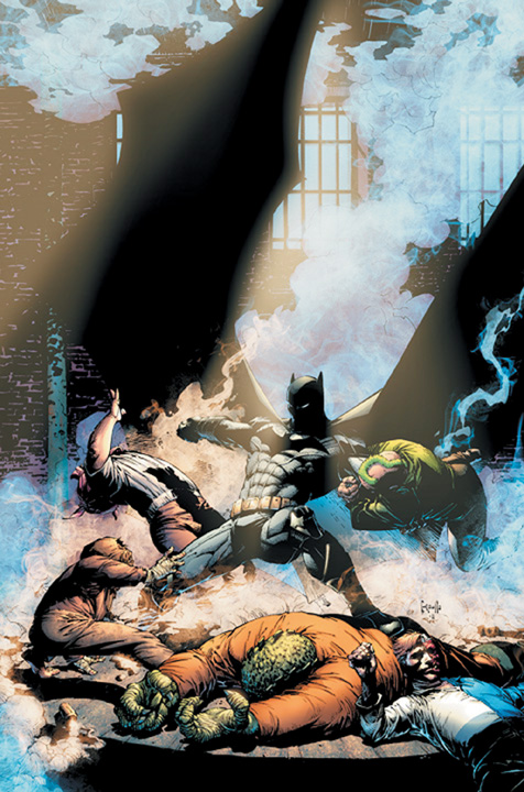 DCnU-Review: Batman #1