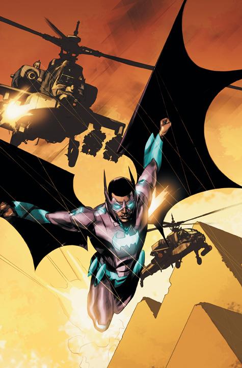 batwing cover 1jpg DC Reboot: Die ersten Cover zu bekannten Serien – Teil 3