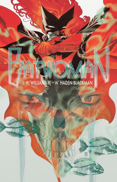 DCnU-Comicreview: Batwoman #1