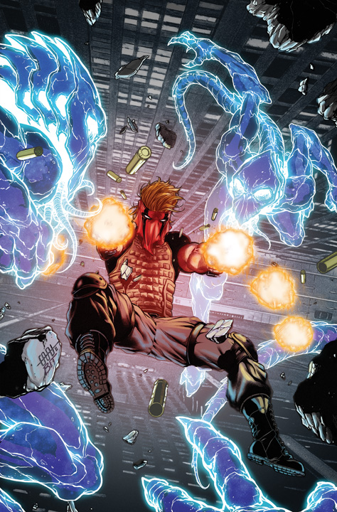 DCnU-Comicreview: Grifter #1