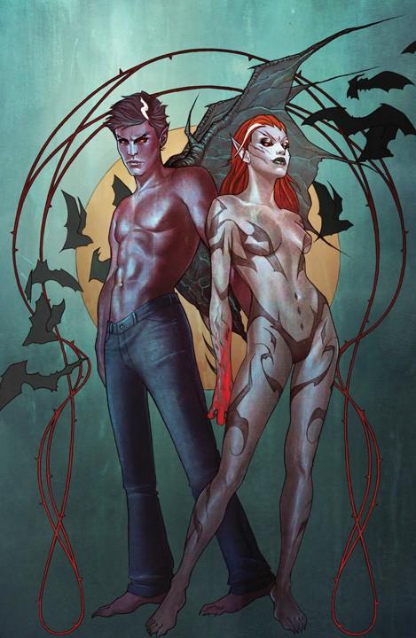 i vampire cover 1 DC Reboot: Die ersten Cover zu bekannten Serien – Teil 3