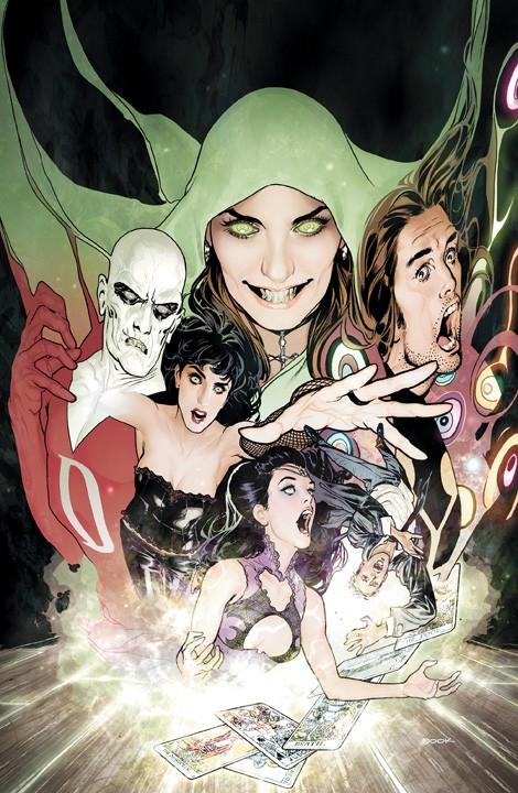 justice league dark cover 1 DC Reboot: Die ersten Cover zu bekannten Serien – Teil 3