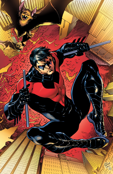 DCnU-Comicreview: Nightwing #1