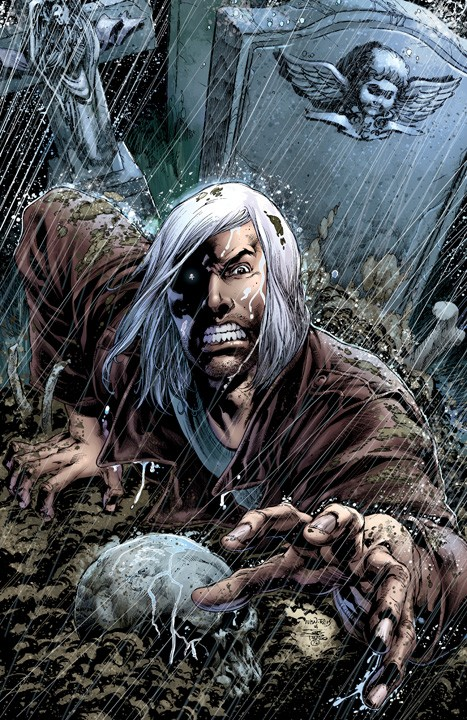 resurrection man cover 1 DC Reboot: Die ersten Cover zu bekannten Serien – Teil 3