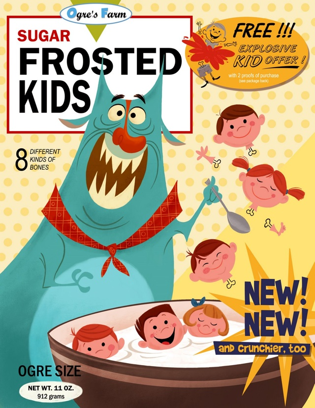 sugar frosted kids Yummy: Sugar Frosted Kids