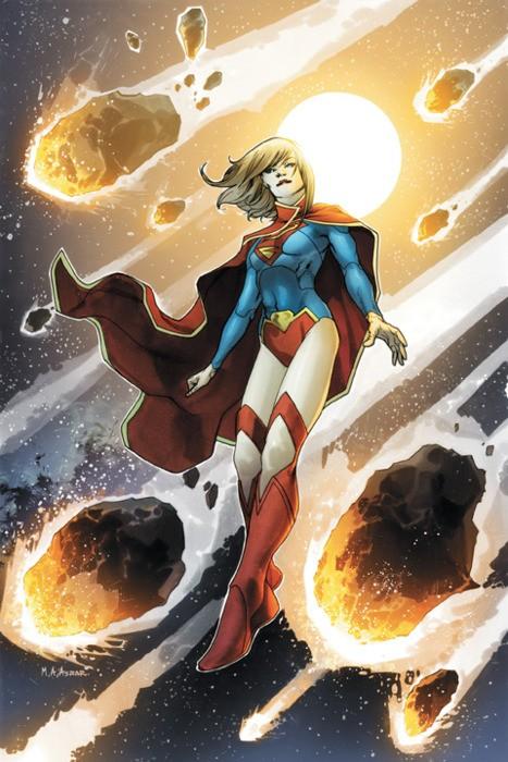 DCnU-Comicreview: Supergirl #1 und Deadman #1