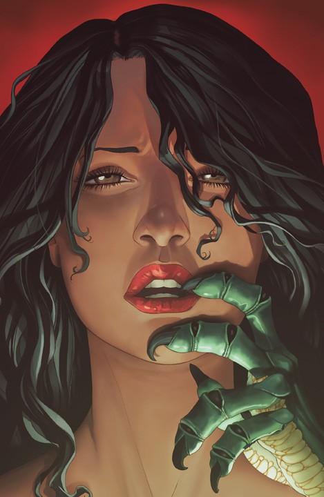 voodoo comic cover 1 DC Reboot: Die ersten Cover zu bekannten Serien – Teil 3