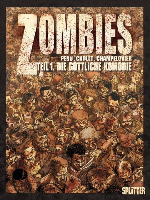 Comicreview mit Verlosung: Zombies Teil 1 – Die Göttliche Komödie