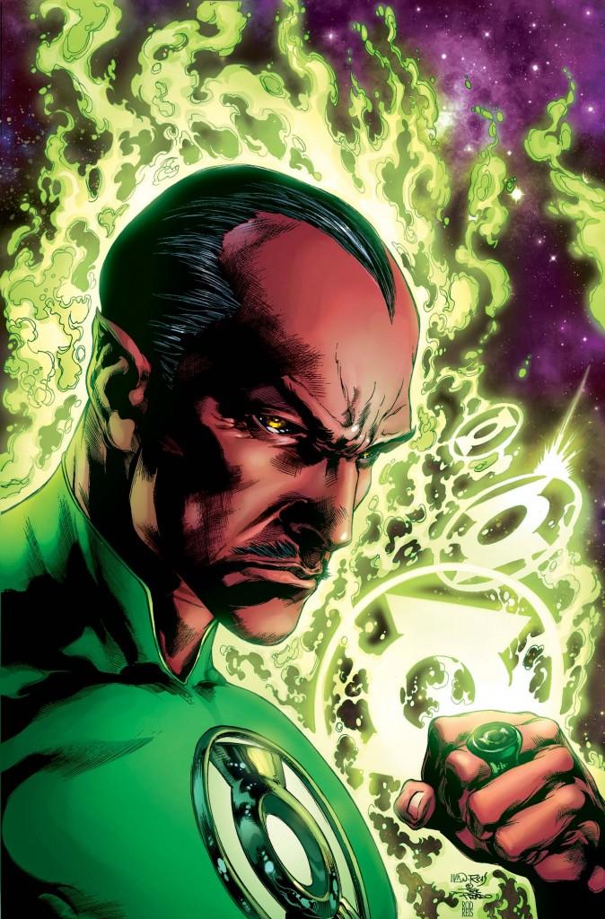 DCnU-Comicreview: Green Lantern #1
