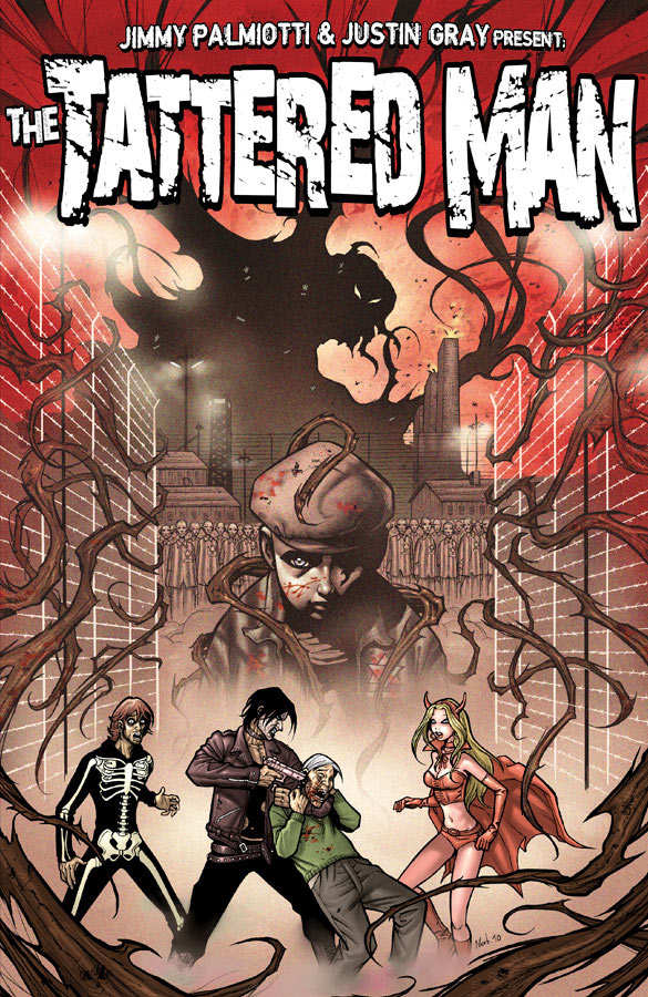 Comicreview: The Tattered Man