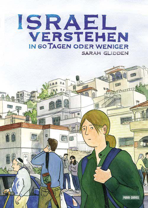 Comicreview: Israel verstehen in 60 Tagen oder weniger