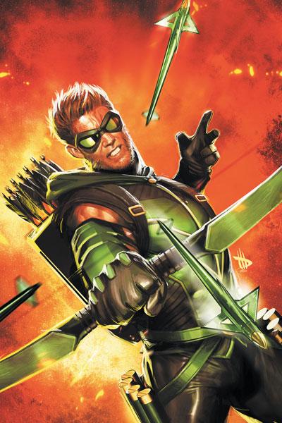DCnU-Review: Green Arrow #1