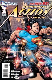 "DCnU-Comicreview: ""Action Comics #1"""