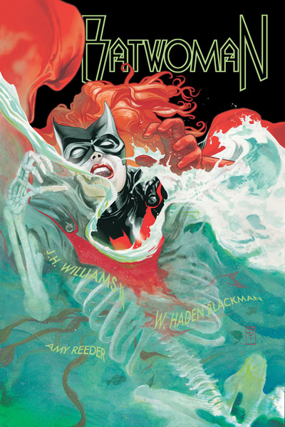 DCnU-Reviewpaket #2: Batman, Grifter, Batgirl, Swamp Thing uva.