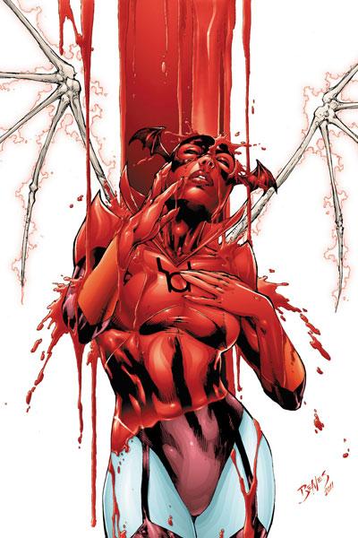 DCnU-Reviewpaket #3: Detective Comics, Swamp Thing, Red Lanterns