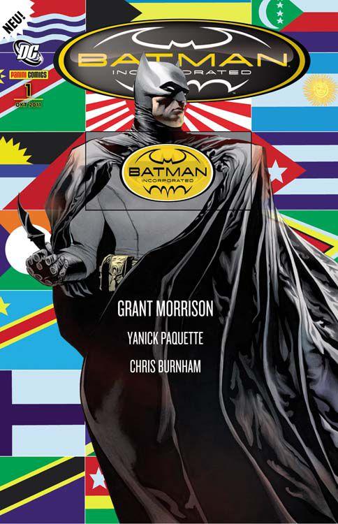 Comicreview: Batman Incorporated 1