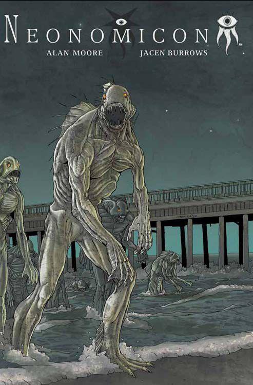 "Comicreview: ""Neonomicon"" von Alan Moore und Jacen Burrows"