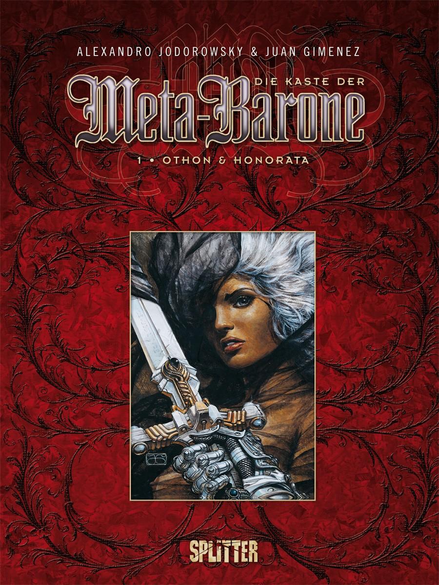 Comic-Review: Die Kaste der Meta-Barone Band 1 – Othon & Honorata