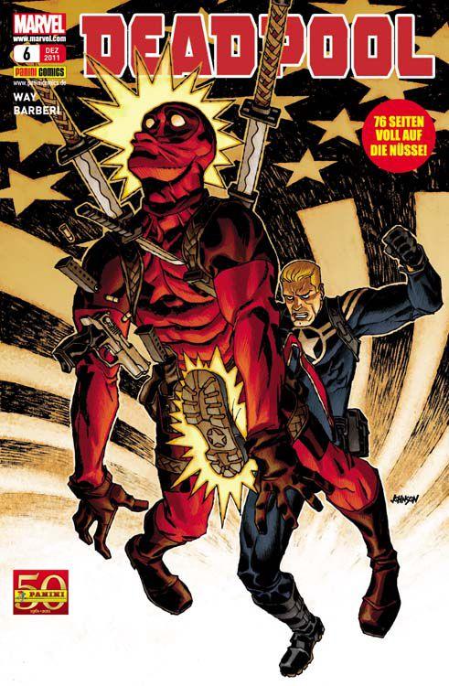 Comicreview: Deadpool #6