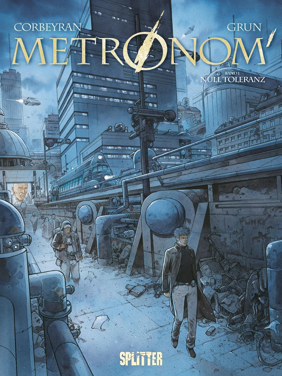 Comicreview: Metronom Band 1 – Nulltoleranz