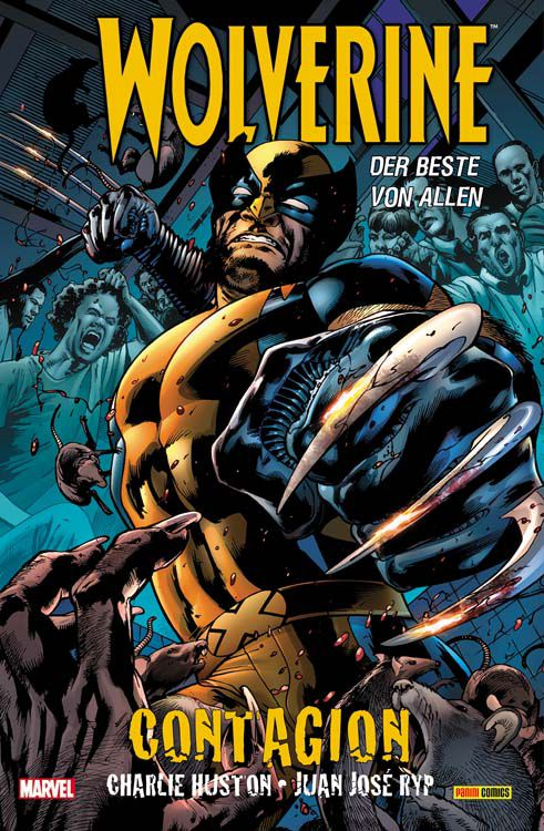 Comicreview zu Marvel Max 44: Wolverine – Contagion