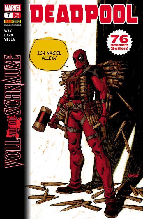Comicreview: Deadpool #7