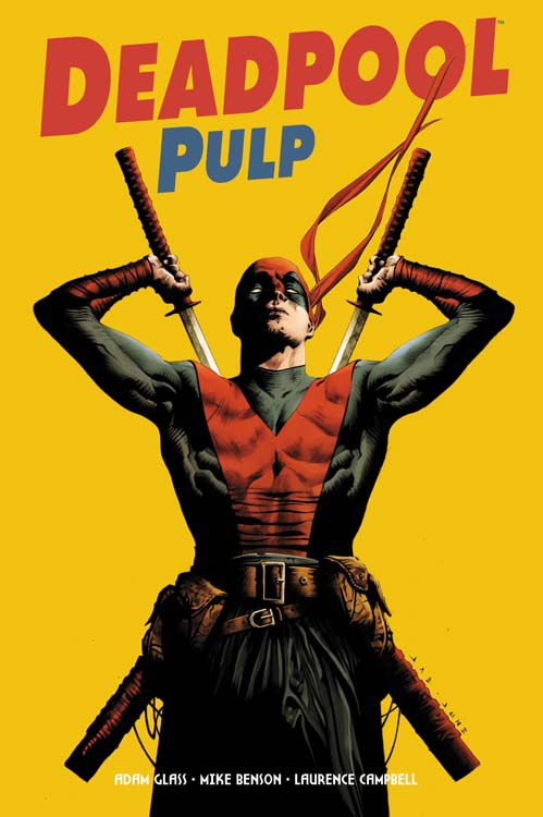Comicreview: Deadpool Pulp