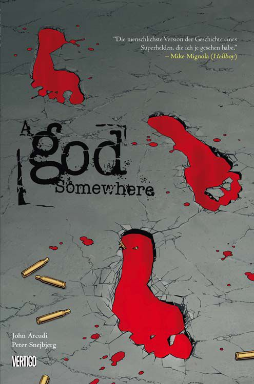 Comicreview: A God Somewhere