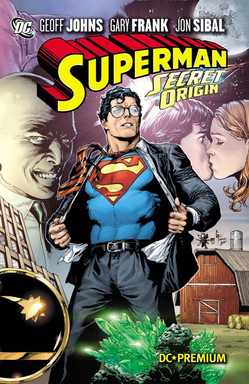 Comicreview: Superman – Secret Origin