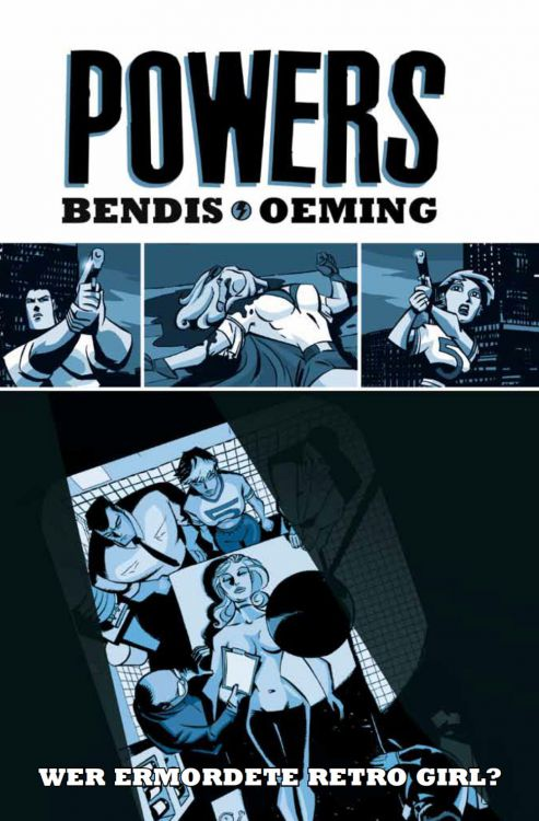 Comicreview: Powers Band 1: Wer ermordete Retro Girl