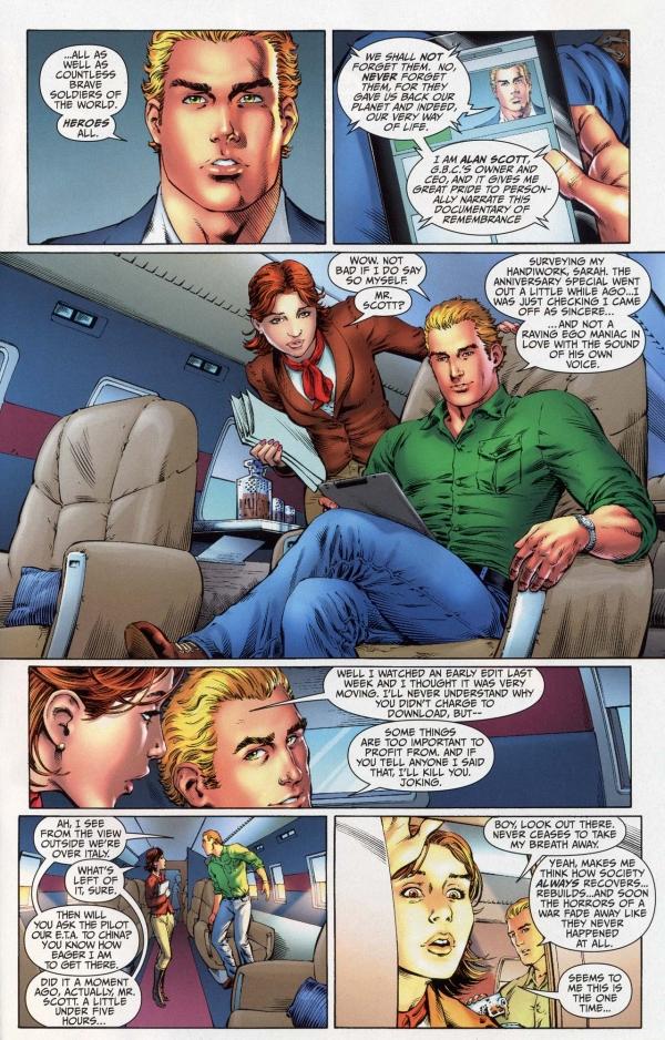 alan scott1 Und der homosexuelle Charakter bei DC ist....