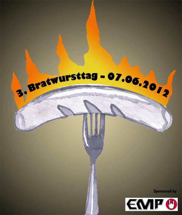 bratwursttag  3. internationaler Bratwursttag: Und das sind die Kontestanten
