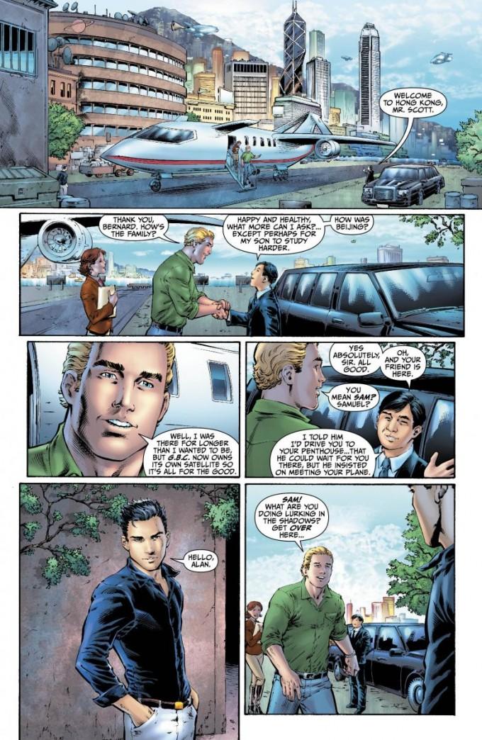 EARTH2 1 01 680x1044 Green Lantern ist schwul!