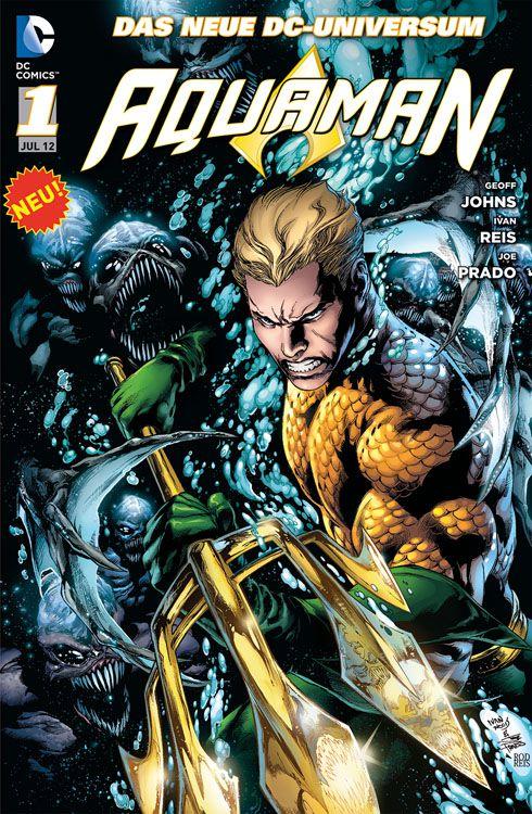 Comicreview: Aquaman #1
