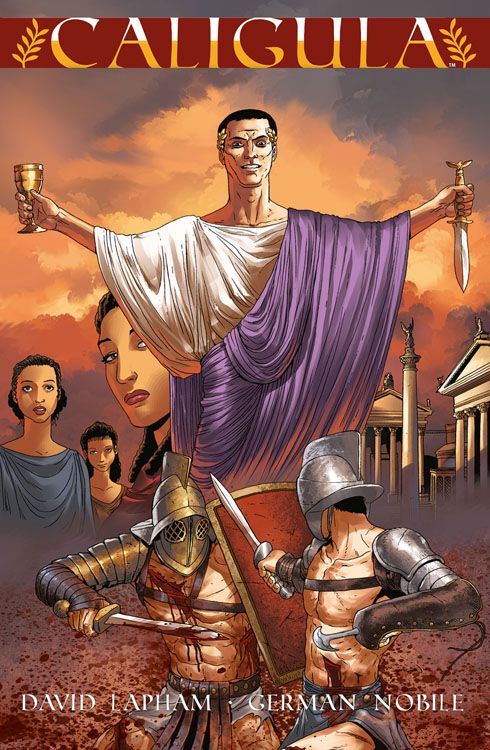 "Comicreview: ""Caligula"""