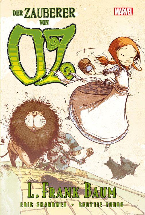 Comicreview: Der Zauberer von Oz