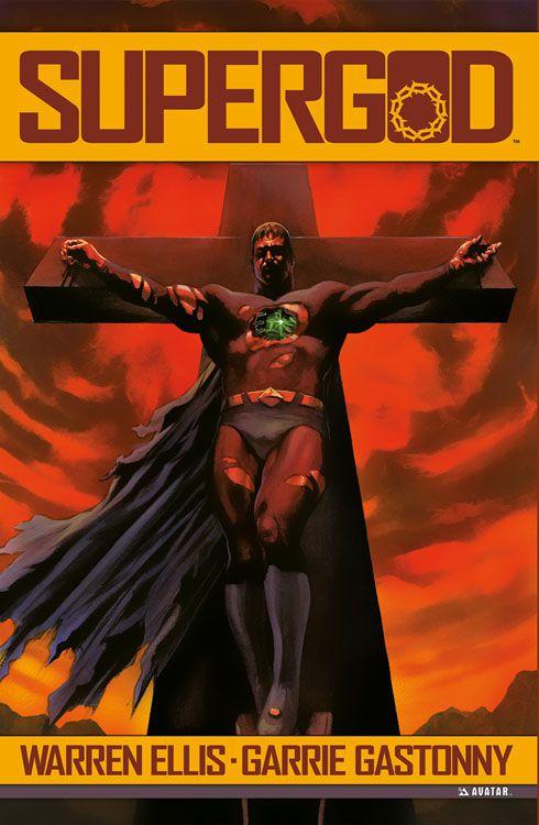 """Comicreview: """"Supergod"""" von Warren Ellis"""