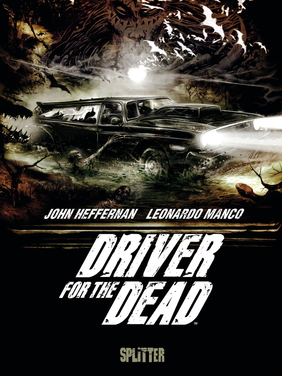 Comicreview: Driver for the Dead