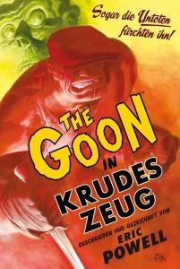 Goon1 Cvr web1 201x300 Comicreview: The Goon #1   Krudes Zeug