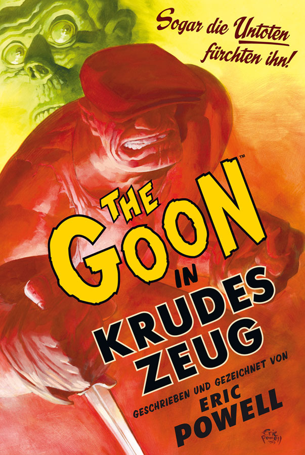 Comicreview: The Goon #1 – Krudes Zeug