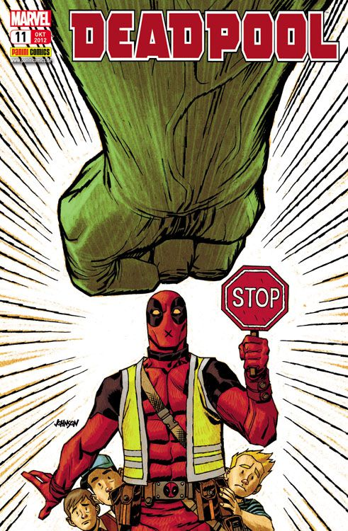 Comicreview: Deadpool #11