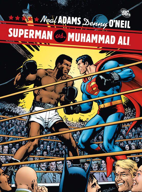 Comicreview: Superman vs. Muhammad Ali