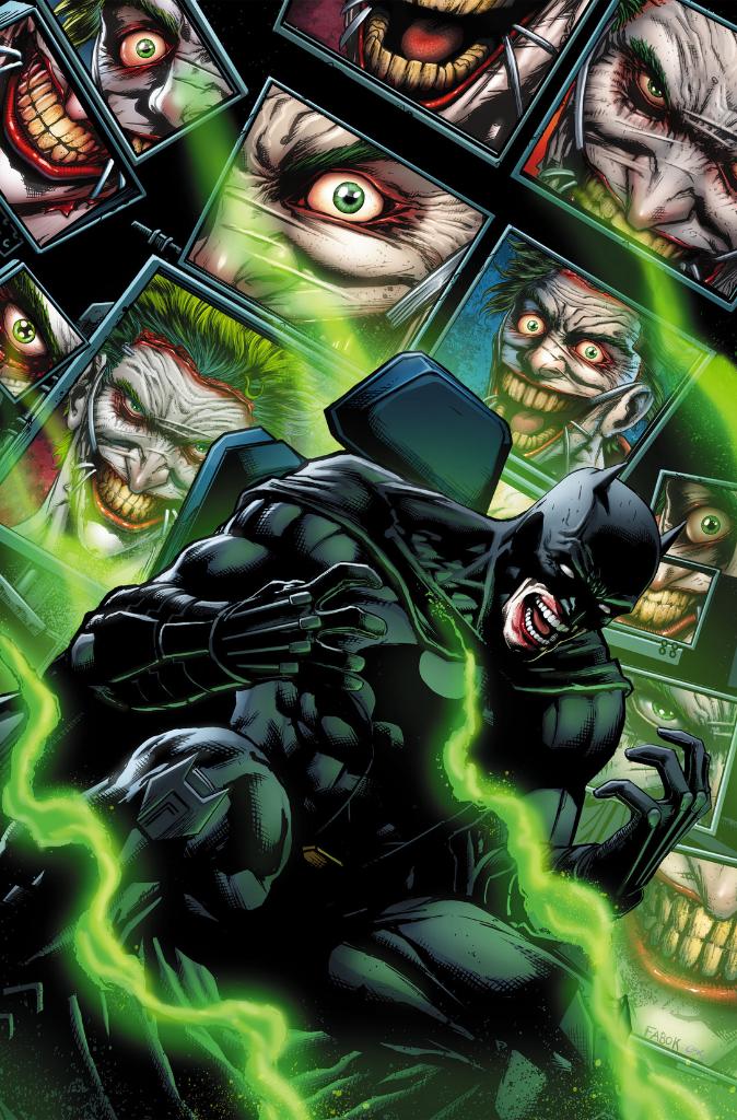 detective comics 161 Die Rückkehr des Jokers ins DC Universum auf den Covern der #16er