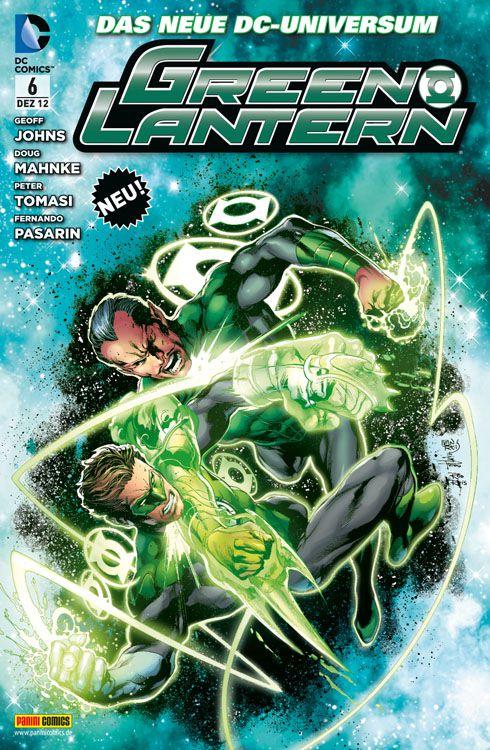 Comicreview: Green Lantern #6