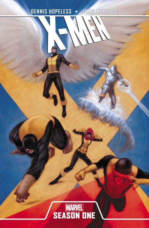 Comicreview: X-Men – Season One