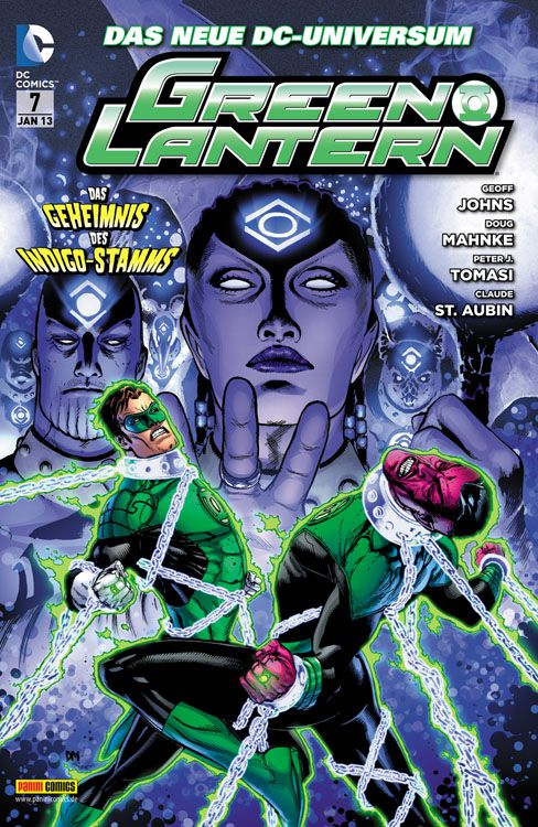 Comicreview: Green Lantern #7